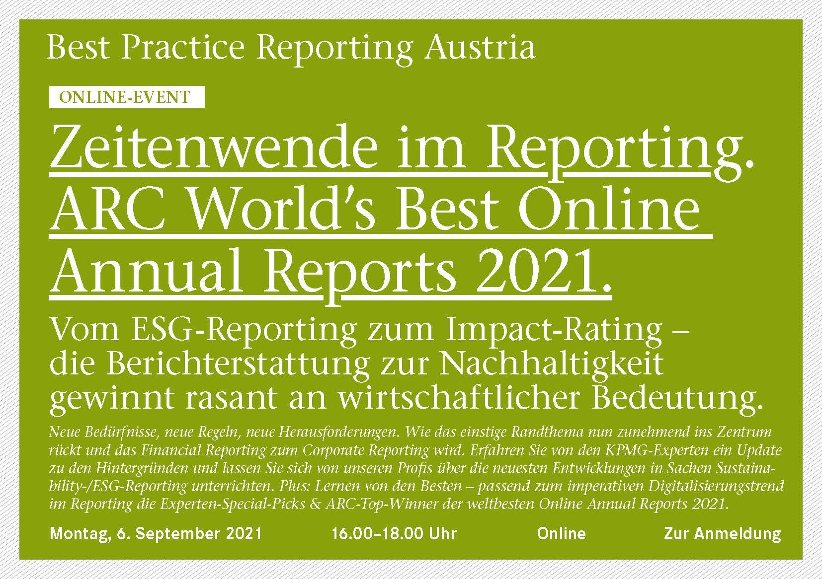 BPRA ESG Zeitenwenden im Reporting